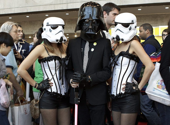 New York Comicon: A Time for Cosplay (20 фото)