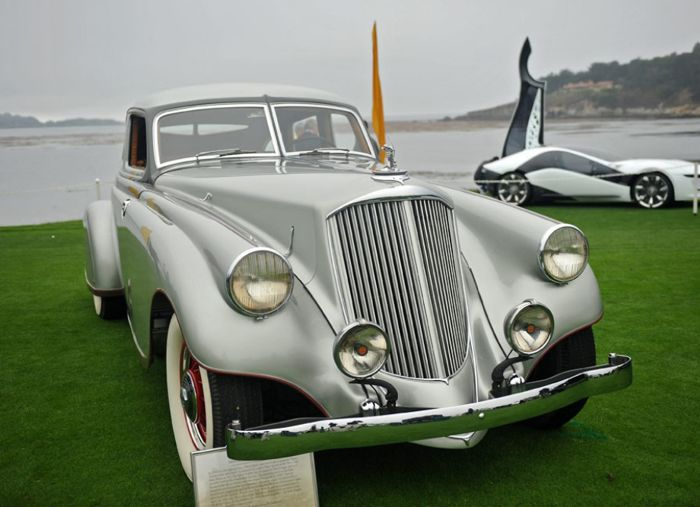Pierce Silver Arrow 1933 (17 фото)