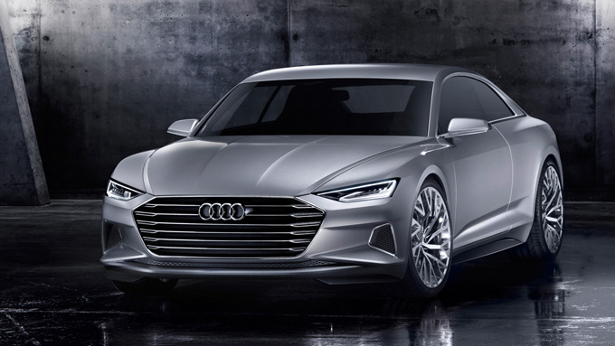 Audi Prologue Concept (7 фото)