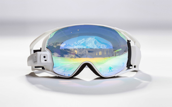RideOn Augmented Reality Goggles (2 фото + видео)