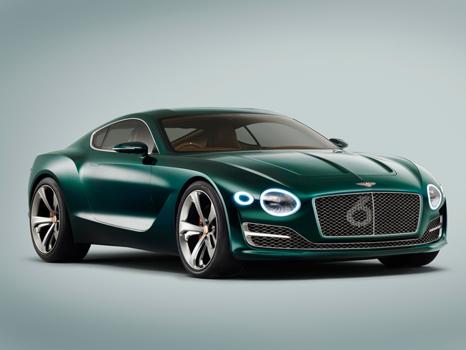 Bentley EXP 10 Speed 6 (9 фото)
