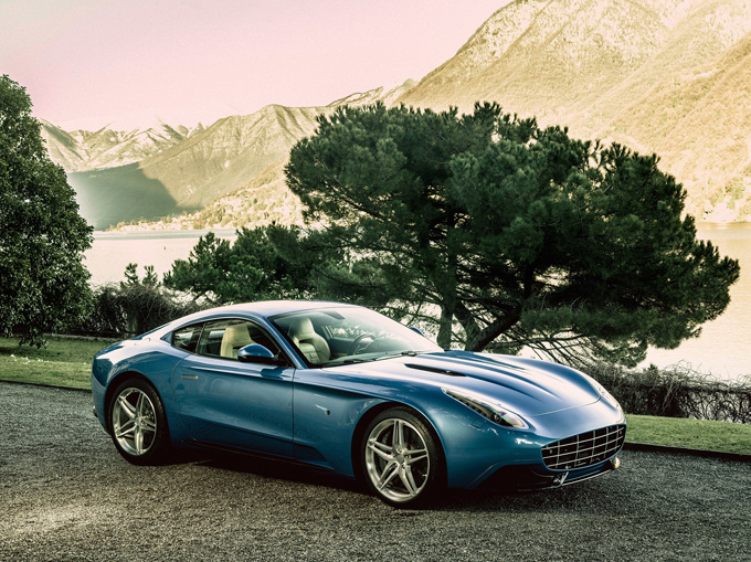 F12berlinetta Lusso by Touring (9 фото)