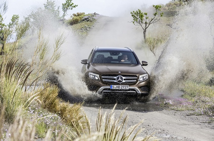 Mercedes-Benz GLC (6 фото)