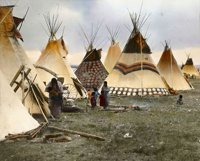 an analysis of life in the early 1900s in north america