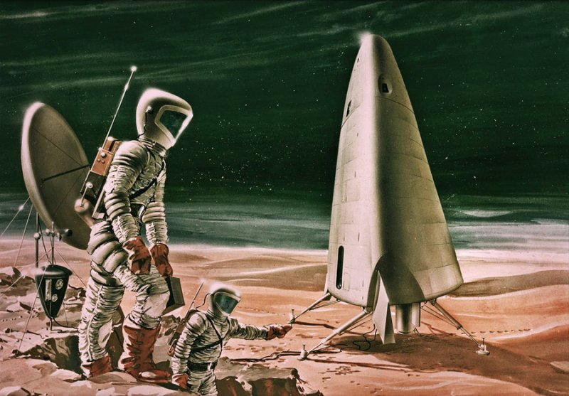 an essay on space colonization by humans The tools you need to write a quality essay or term paper space colonization in to live in space, humans must be protected from the fierce intensity and.