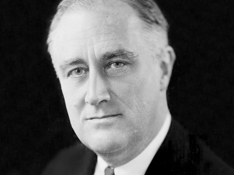 the social reforms lined up by franklin roosevelt